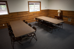Retreat Center Dining Area